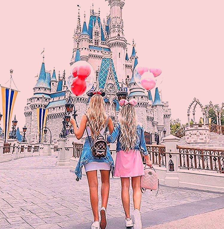 Photo of Image about girl in friendship by ᵔᴥᵔ on We Heart It