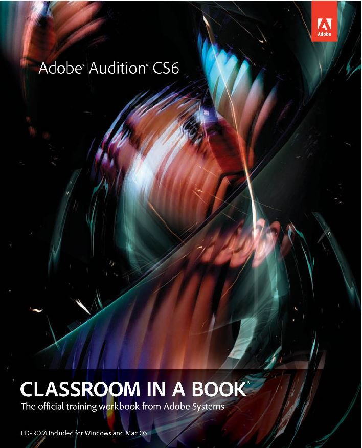 Audition in a cc book pdf classroom adobe