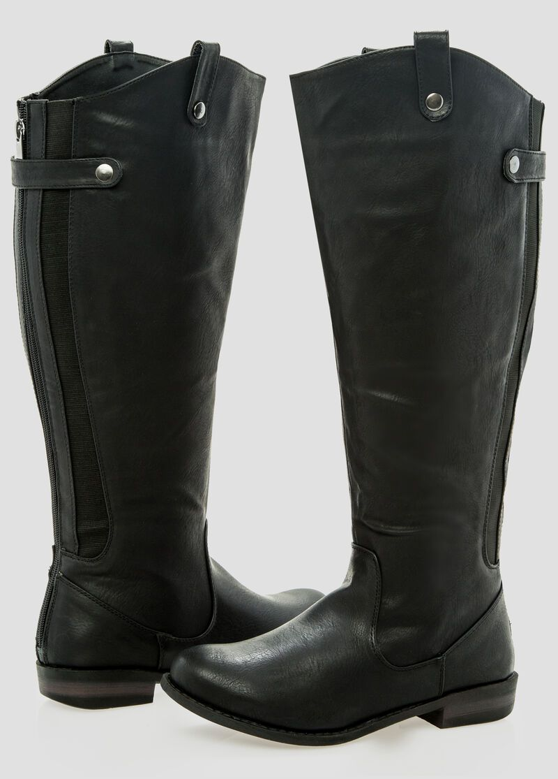 Womens Size 12 Wide Boots di 2020