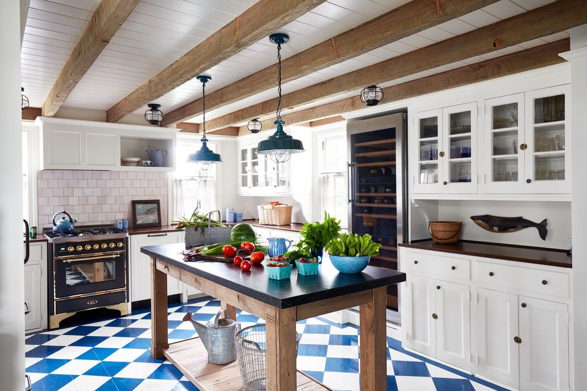 Tour a New York Couple's Classic Martha's Vineyard Home | Architectural Digest