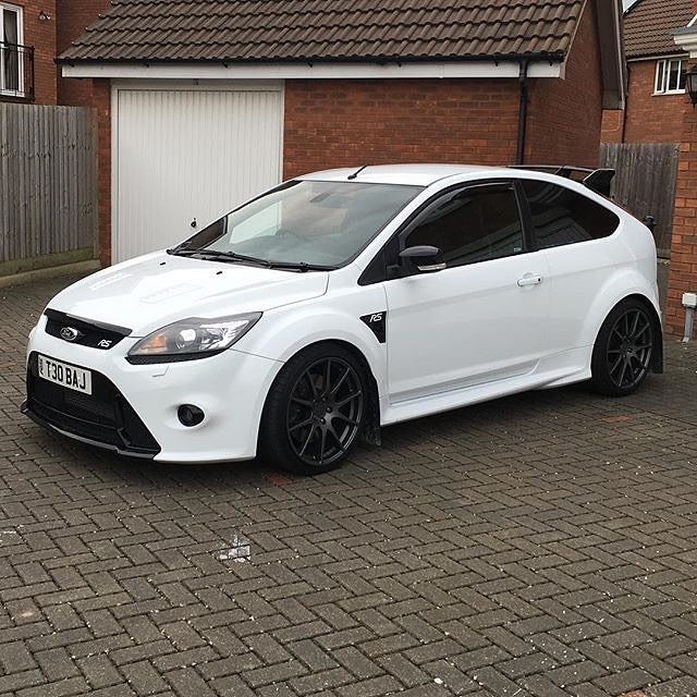 This Ford Focus Rs Replica 400bhp Jamsport Is For Sale Ford
