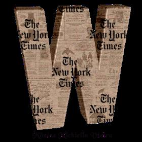 Alphabets By Monica Michielin Alfabeto Do New York Times Png New York Times Newspaper Alphabet Newyorktimes Newyor New York Times Alphabet Times Newspaper