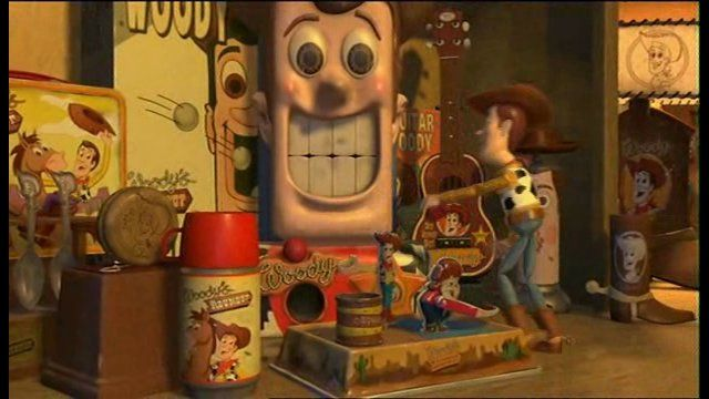 Toy Story 2 Cz Dab Avi Uloz To Woody Toy Story Disney Pixar Movies Disney Collectables