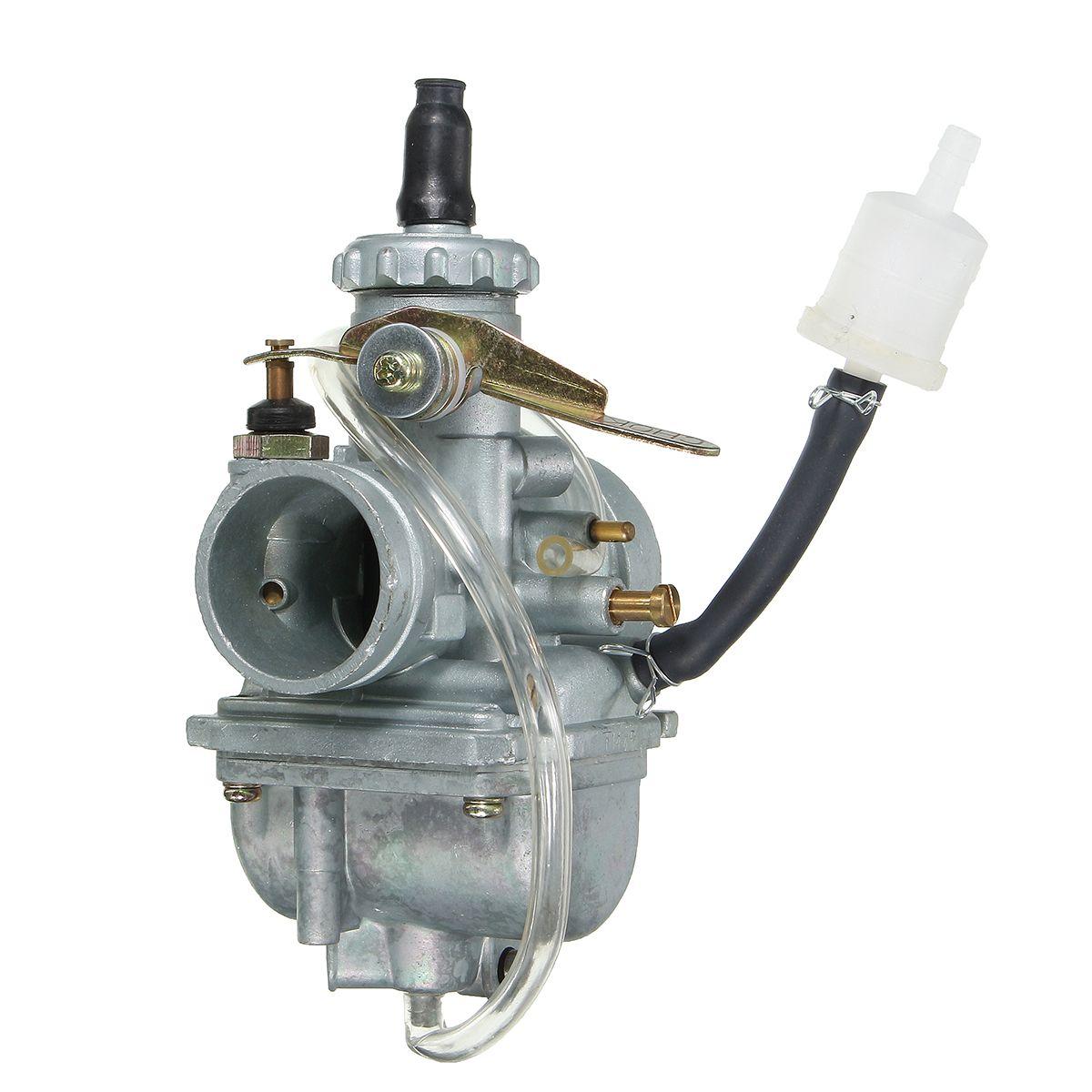 30mm Motorcycle Carburetor Intake With Air Filter For Suzuki Gs125 Gs250 Gs300 Motorcycle Air Filter Suzuki