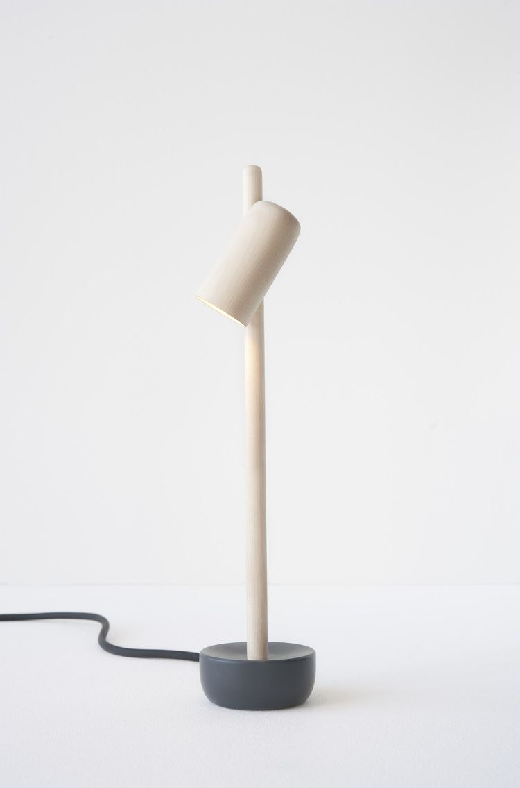 Petiole table lamp | lighting . Beleuchtung . luminaires | Design: Andreas Bergsaker |