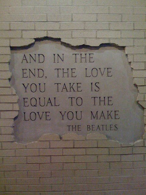 all you need is love beatles from hard rock cafe niagra falls song lyrics beatles songs. Black Bedroom Furniture Sets. Home Design Ideas