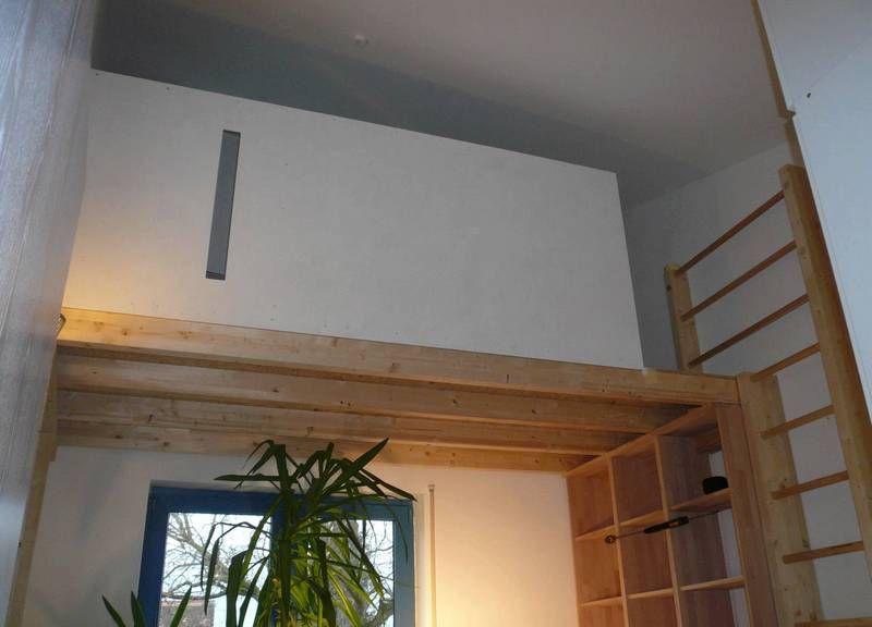 Hochbett sicherung woodworker hochbetten pinterest - Hochbett selber bauen 180x200 ...
