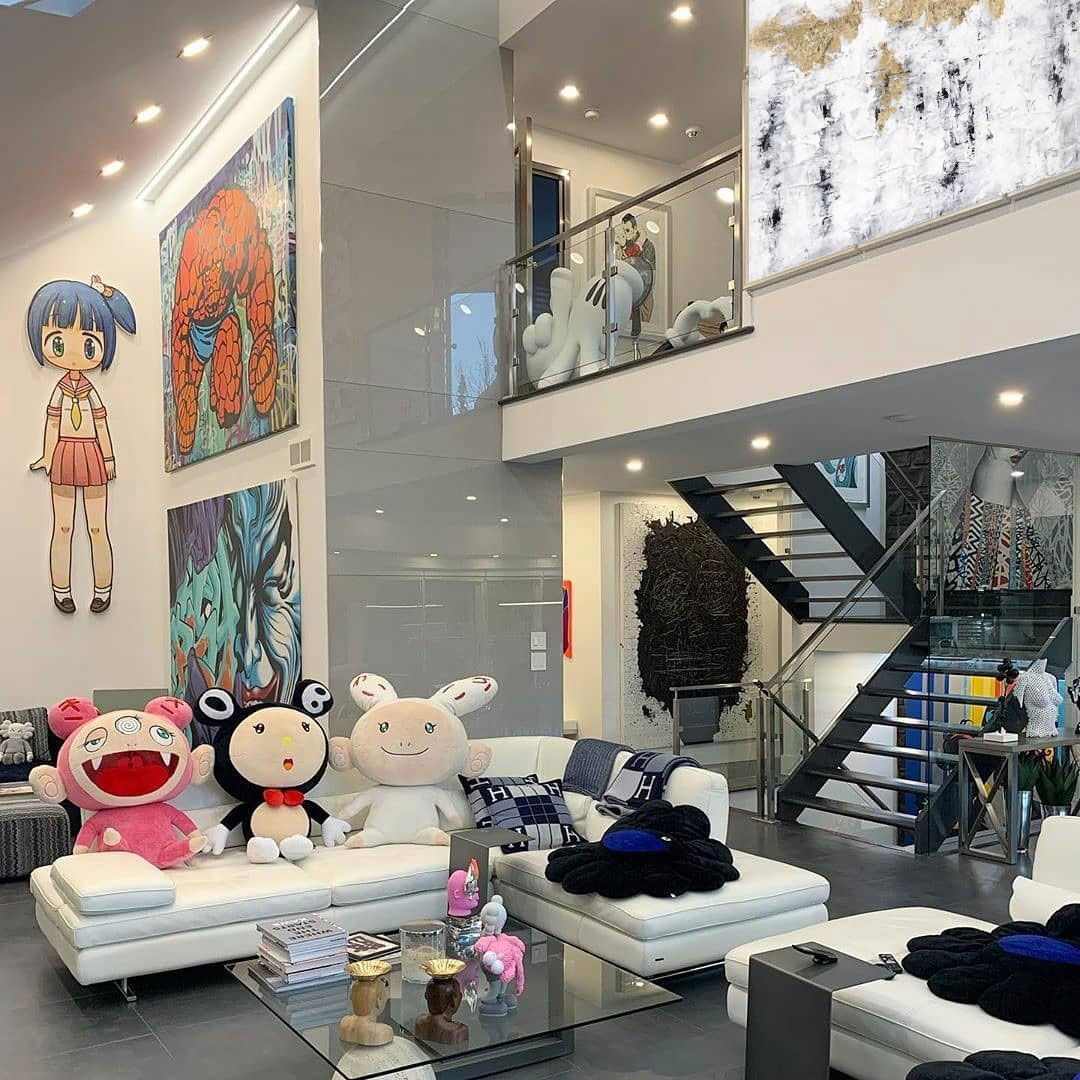 Living Room Vibe Home Room Design Dream House Decor Hypebeast Room
