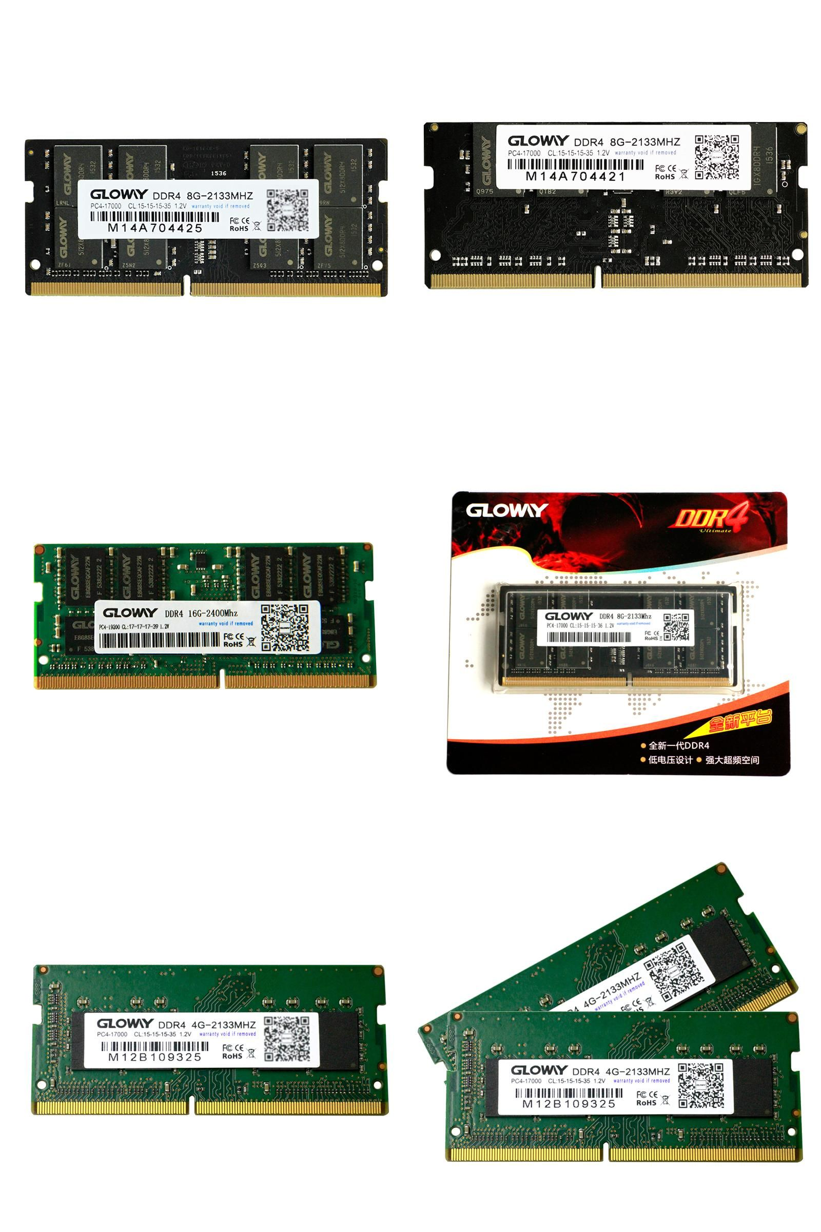 Visit to Buy] Gloway DDR4 Memory Ram for Laptop Notebook 4GB 8GB