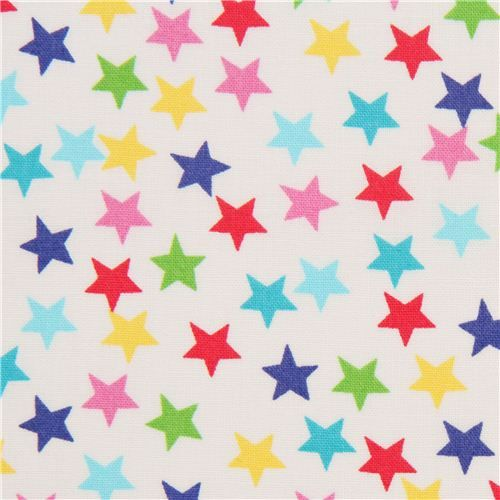 Image gallery star fabric for Star curtain fabric