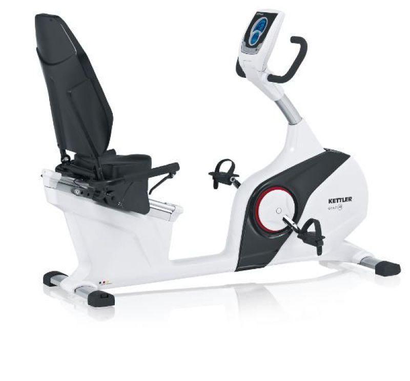 Luxury Comfortable Exercise Bike Seats Recumbent Bike Workout