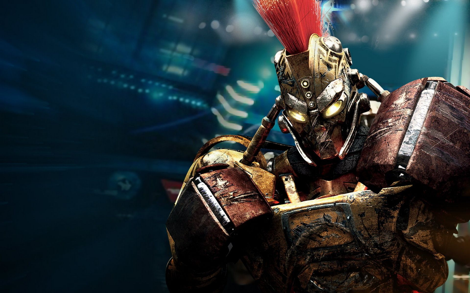 real steel wallpaper  Midas in Real Steel wallpaper | Desktop Wallpapers | Pinterest ...