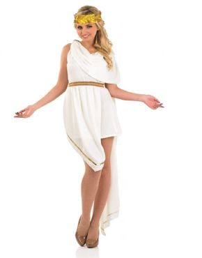 Adult Roman Empress Costume by Fancy Dress Ball  sc 1 st  Pinterest & Adult Roman Empress Costume by Fancy Dress Ball | Fancy dress/ party ...