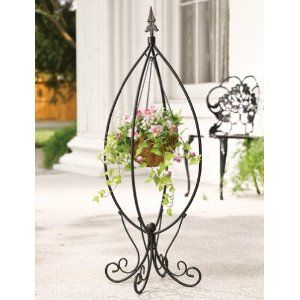 Floor Hanging Plant Stand By Collections Etc Plants For Hanging
