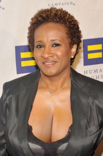 Wanda Sykes    Possible Lula choice.  She may be smaller that Lula's character is written, but she's definately got the attitude.