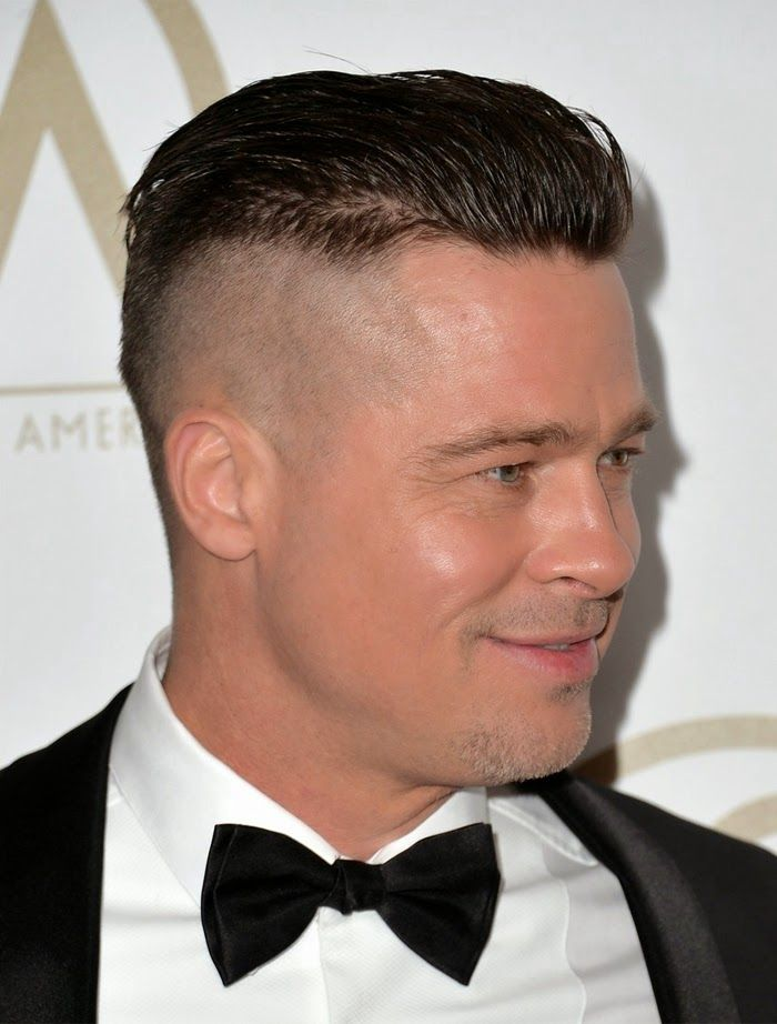 Corte de pelo para hombres frentones