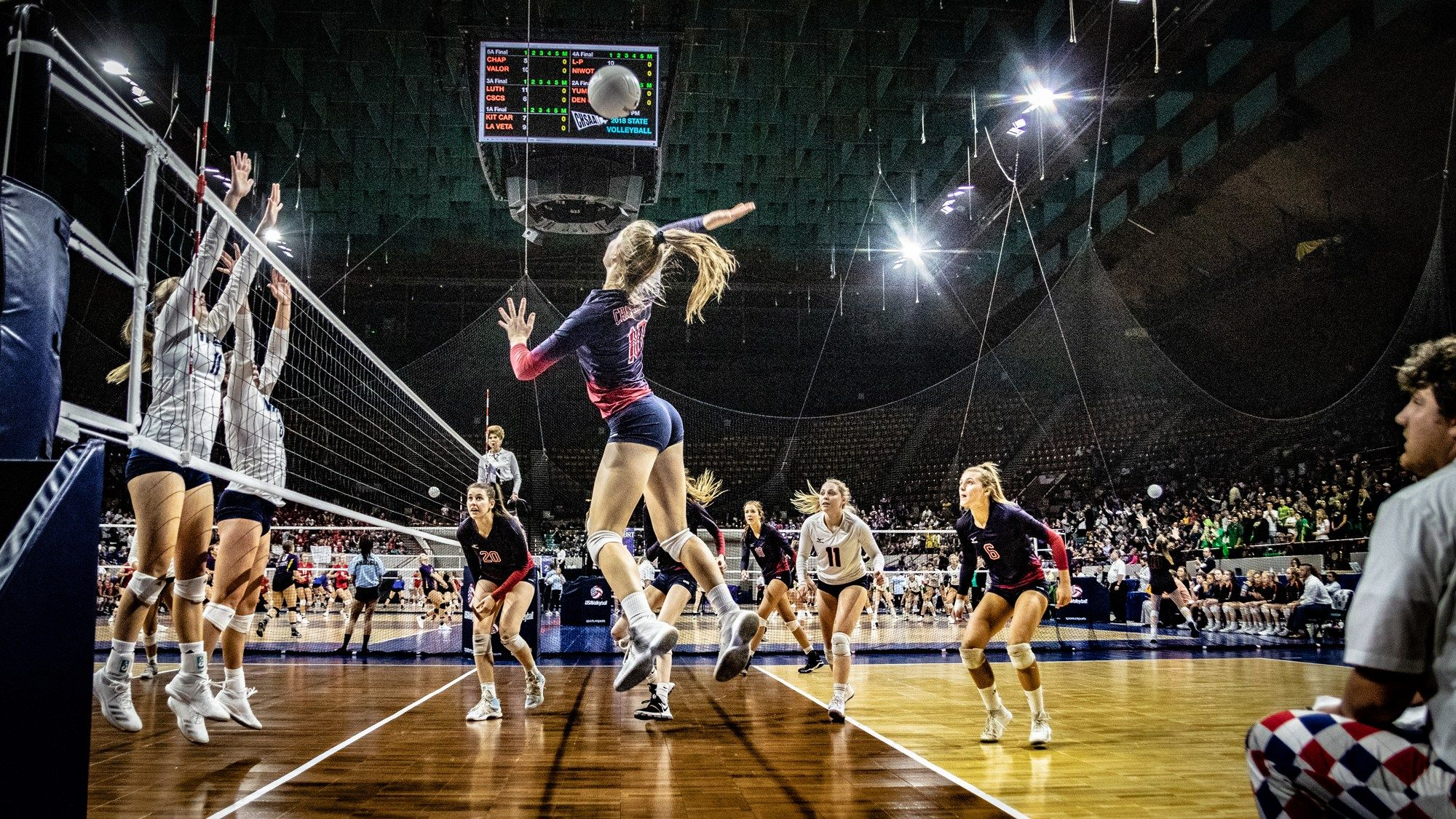201920 volleyball rules changes impact uniforms prematch