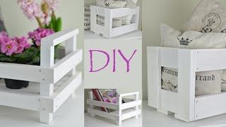 dekoideenreich youtube diy pinterest k che renovieren holzkiste und renovieren. Black Bedroom Furniture Sets. Home Design Ideas