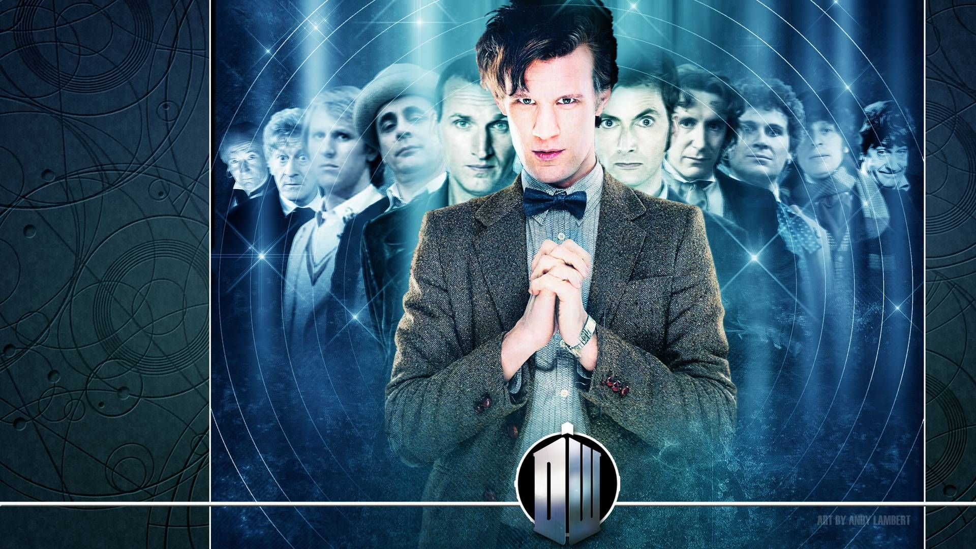 Doctor Who Fantasy Art Weeping Angels Wallpapers HD Desktop