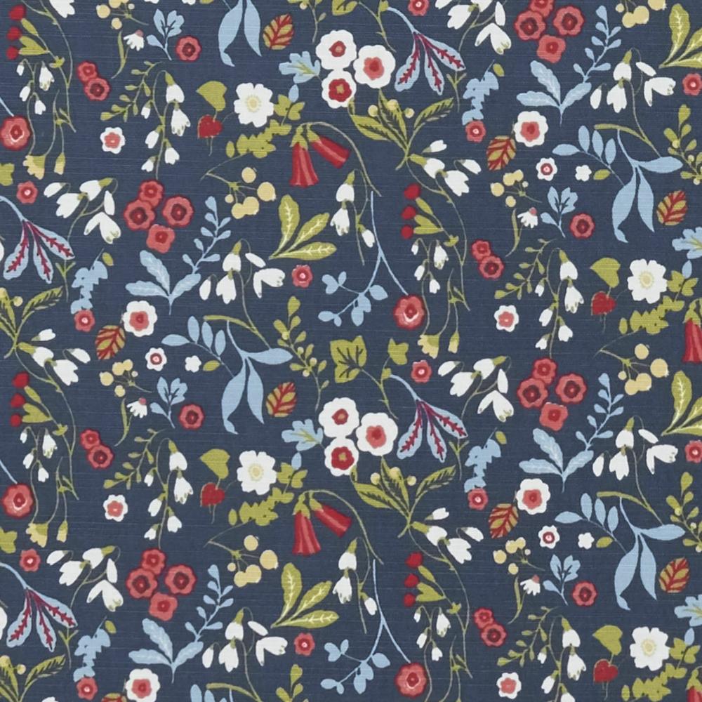 PVC WIPE CLEAN Clarke /& Clarke Linum Rouge Oilcloth Tablecloth