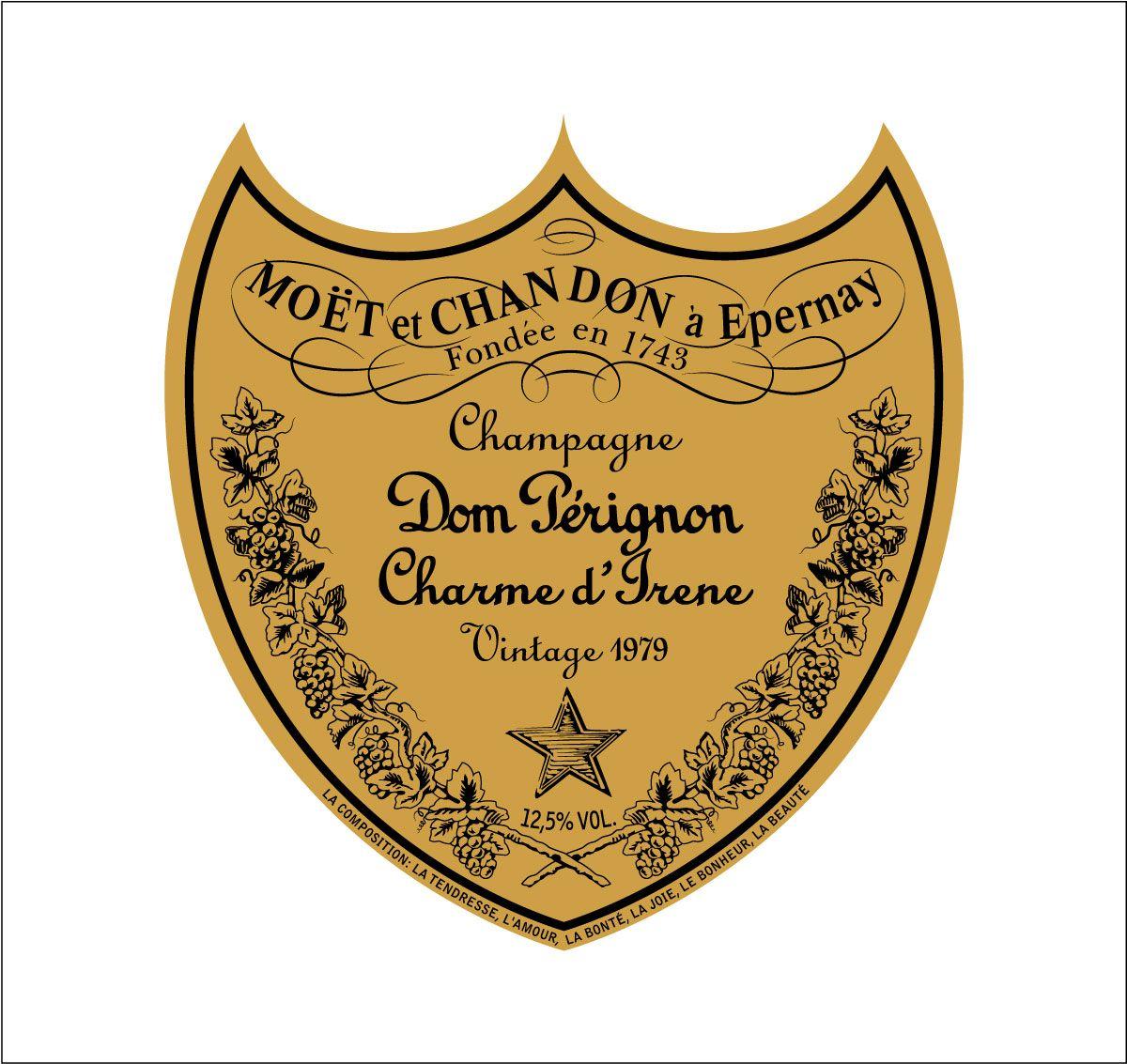 dom perignon luxury logobranding inspiration