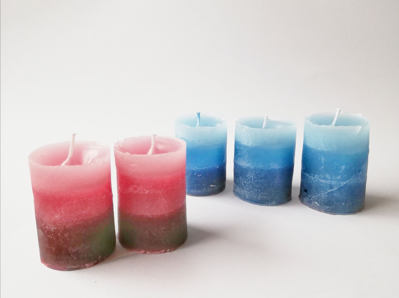 Tolle Kerzen Aus Kerzenresten Selber Machen Kerzen Selber Machen