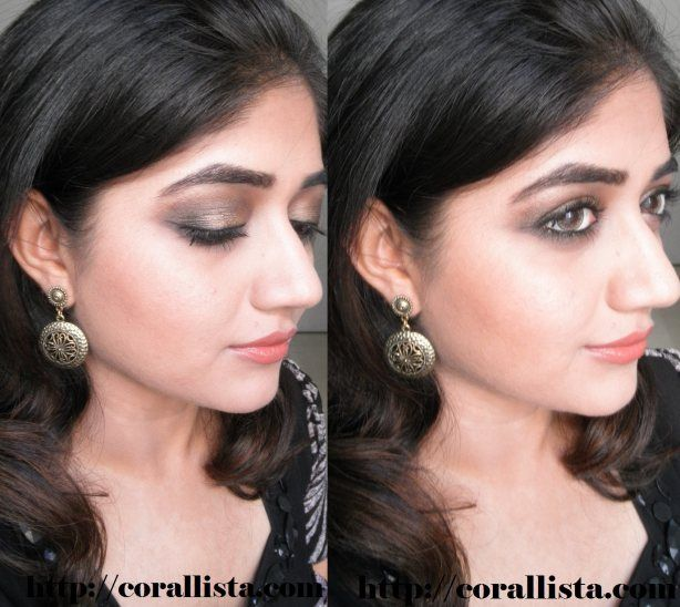 Photo of Tutorial Thursday : Smokey Bronze eye makeup with Inglot eye shadows