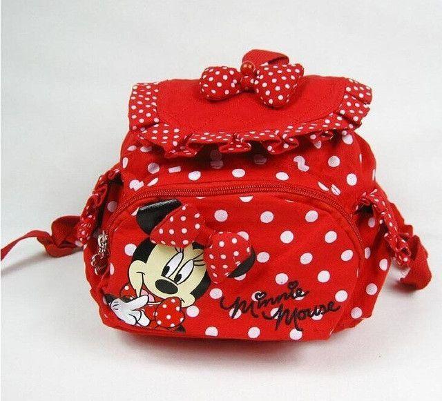 d98e29e0d34 Hot sale Cute Small Micky minnie Mouse Little Baby Children Girls Backpacks  Cartoon School Bag for Kids mochila infantil