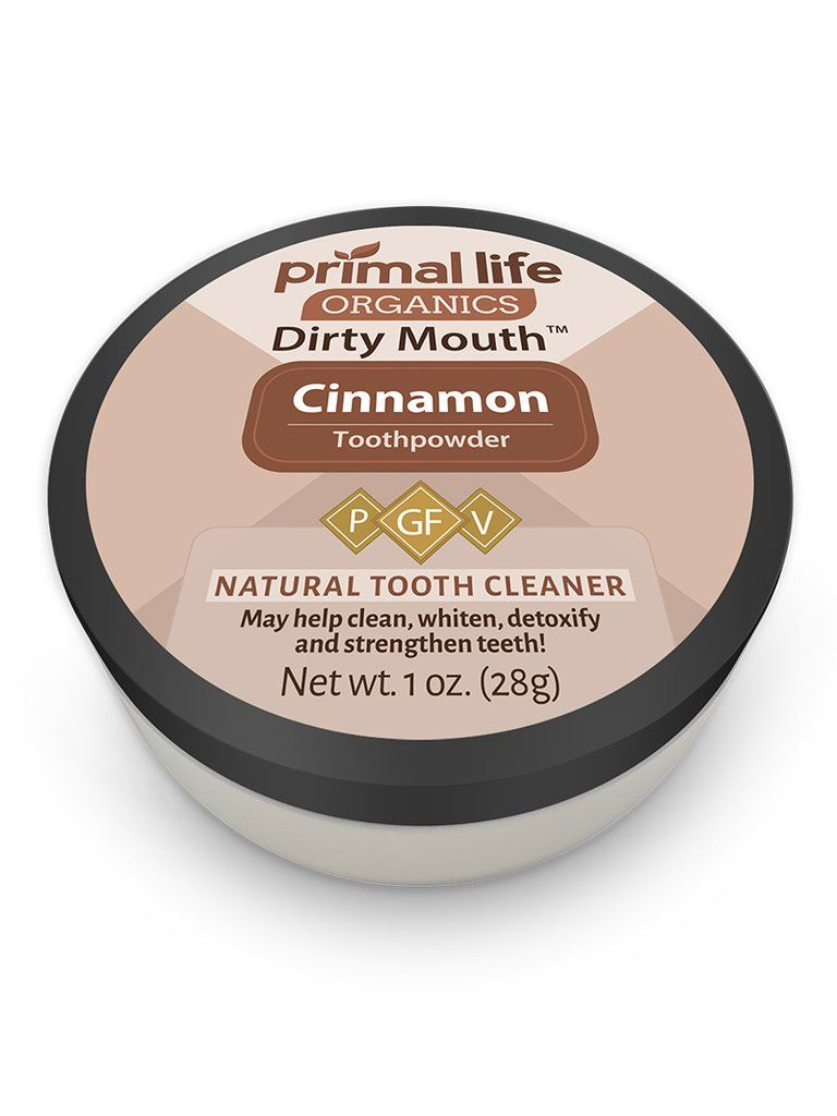 Brush your teeth with dirt organic face wash strengthen