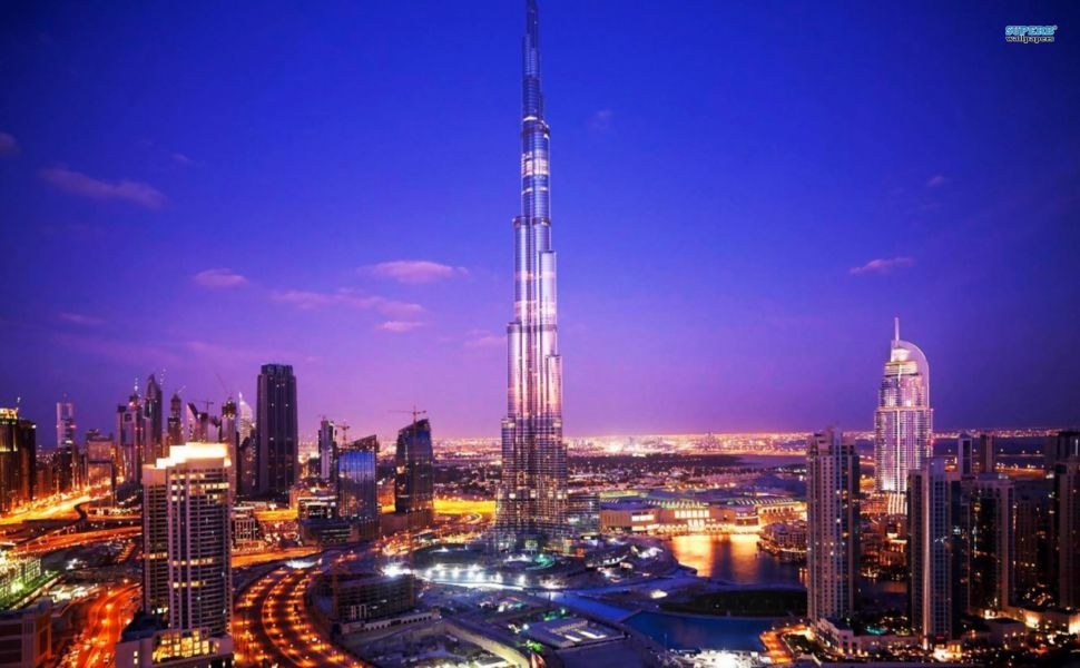 Burj Khalifa Dubai HD Wallpaper | Dubai city, Burj khalifa, Dubai tour