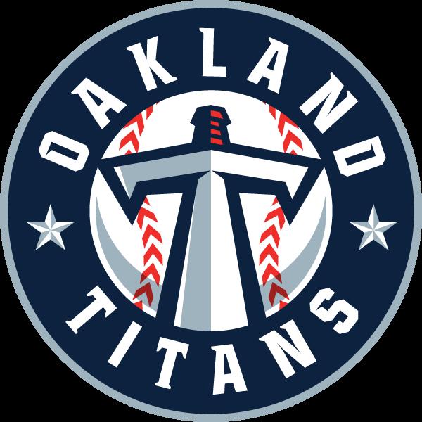 Oakland Titans Baseball Sports Logo Design Sports Logo Inspiration Baseball Teams Logo