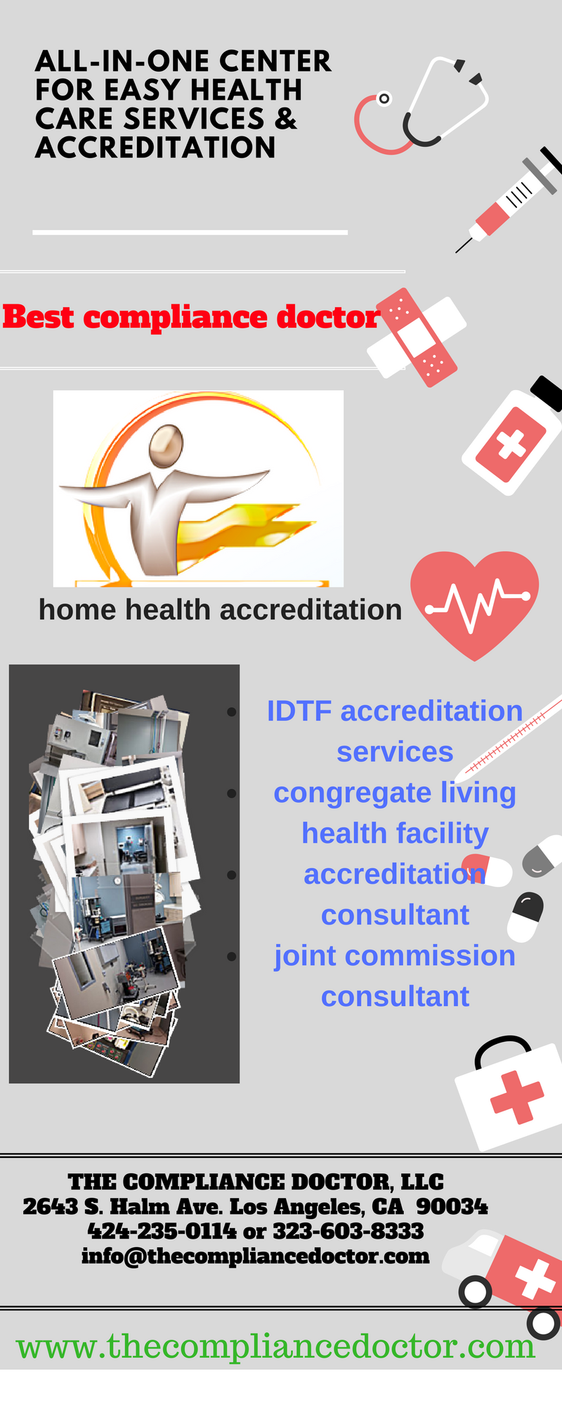 The compliance doctor is your accredition expert wherein the compliance doctor is your accredition expert wherein experienced consultants can assist you getting accreditation licensing and medicare certification xflitez Choice Image
