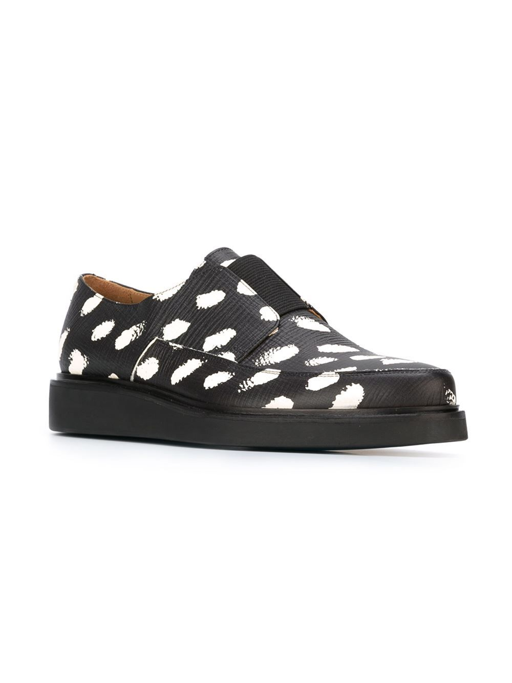 Paul Smith FS16 Loafer mit Pinselstrich