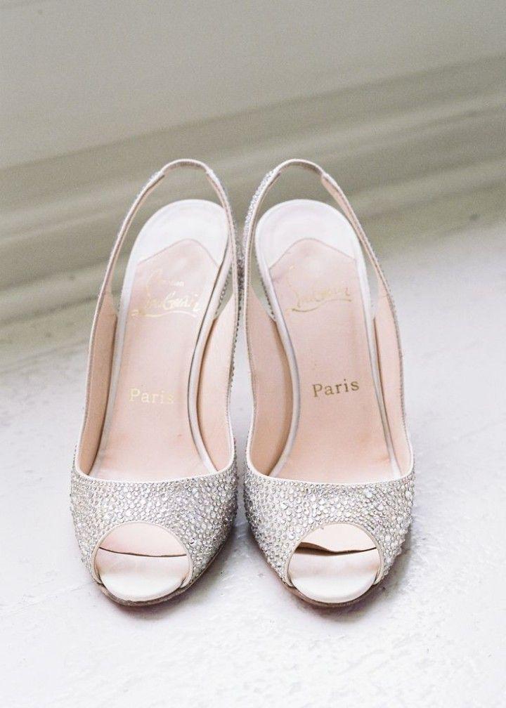 556e815d433 21 Times Christian Louboutin Wedding Shoes Made Us Fall in Love - MODwedding