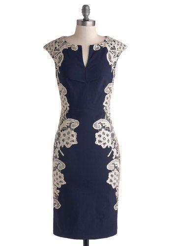 54574e02a561a Lakeside Libations Sheath Dress | Style | Dresses, Fashion, Retro ...
