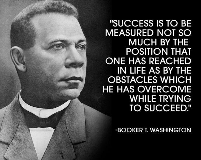 Booker T Washington Quotes Booker Twashington  Atlanta Exposition Address Excerpt Audio