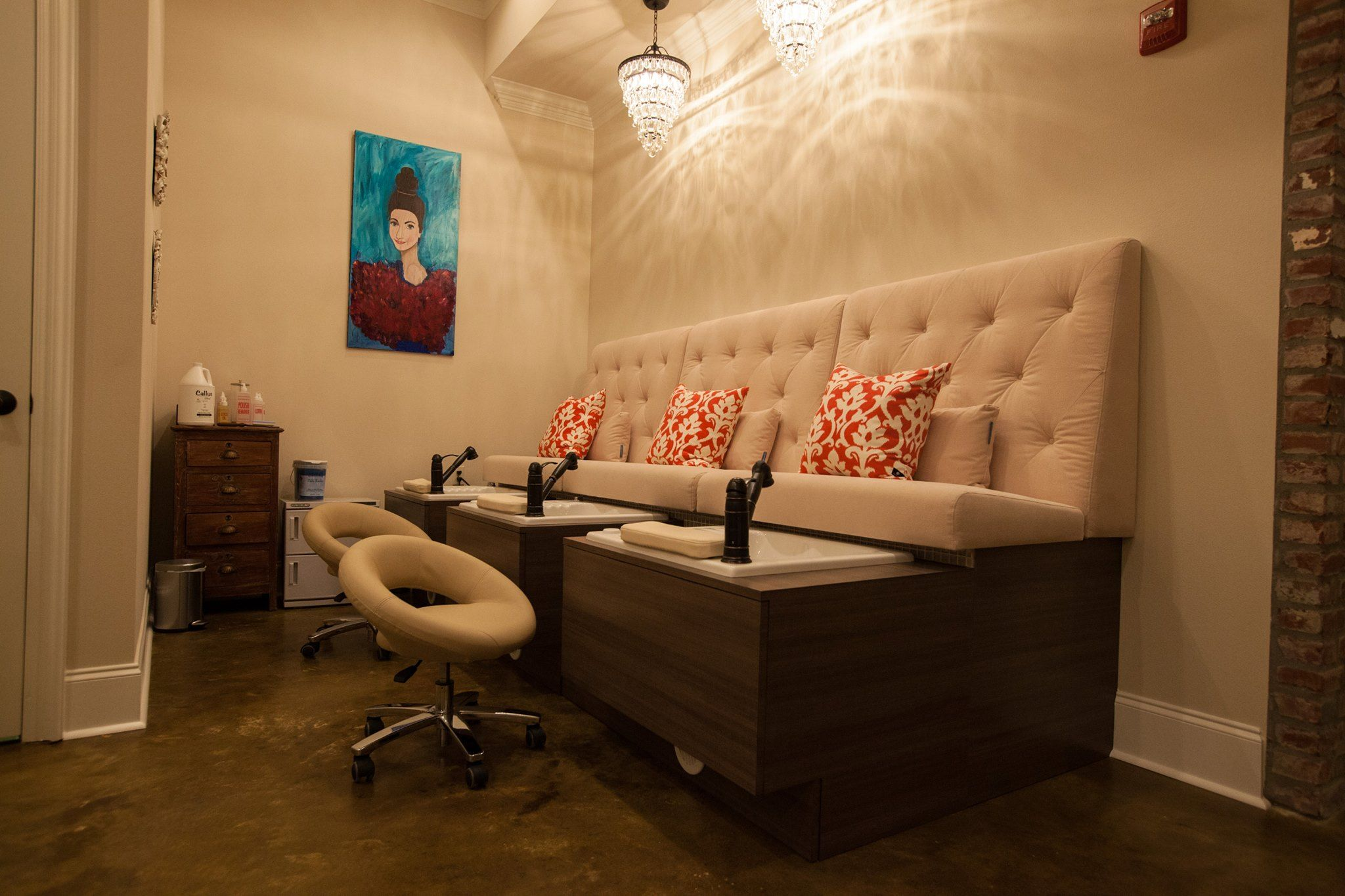 Fantastic Girls Best Friend Pedicure Bench Beauty Room Bath Creativecarmelina Interior Chair Design Creativecarmelinacom