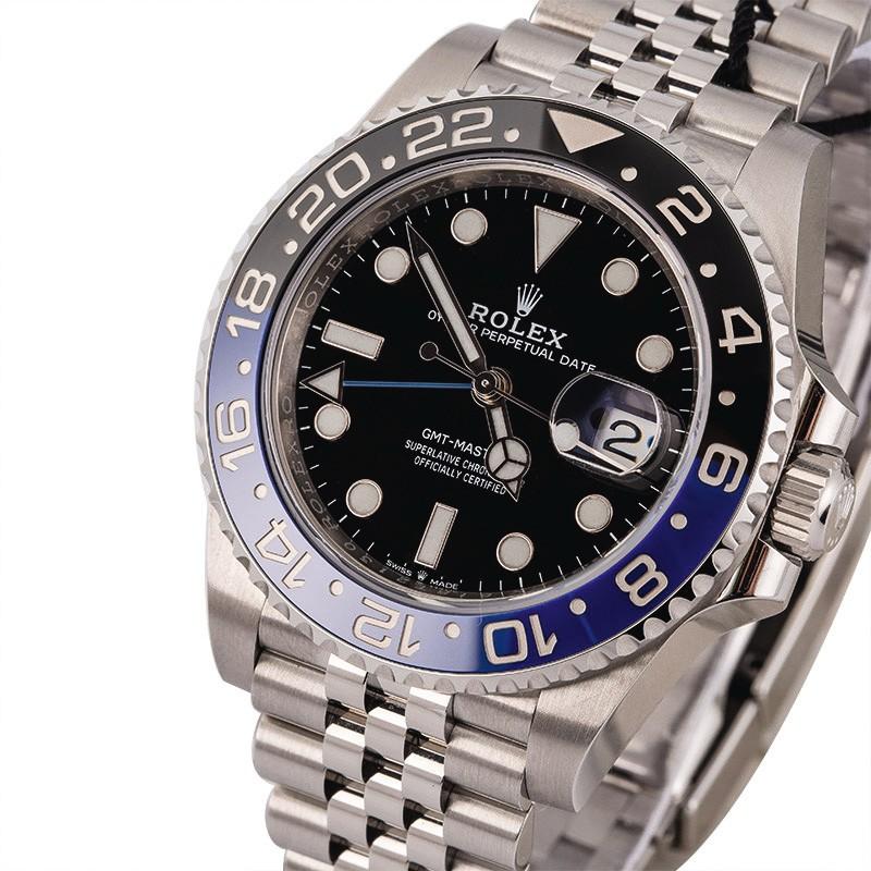 #Sothebys - Lot 6 - #ROLEX | GMT Master II Stainless Steel Wristwatch #rolexgmtmaster