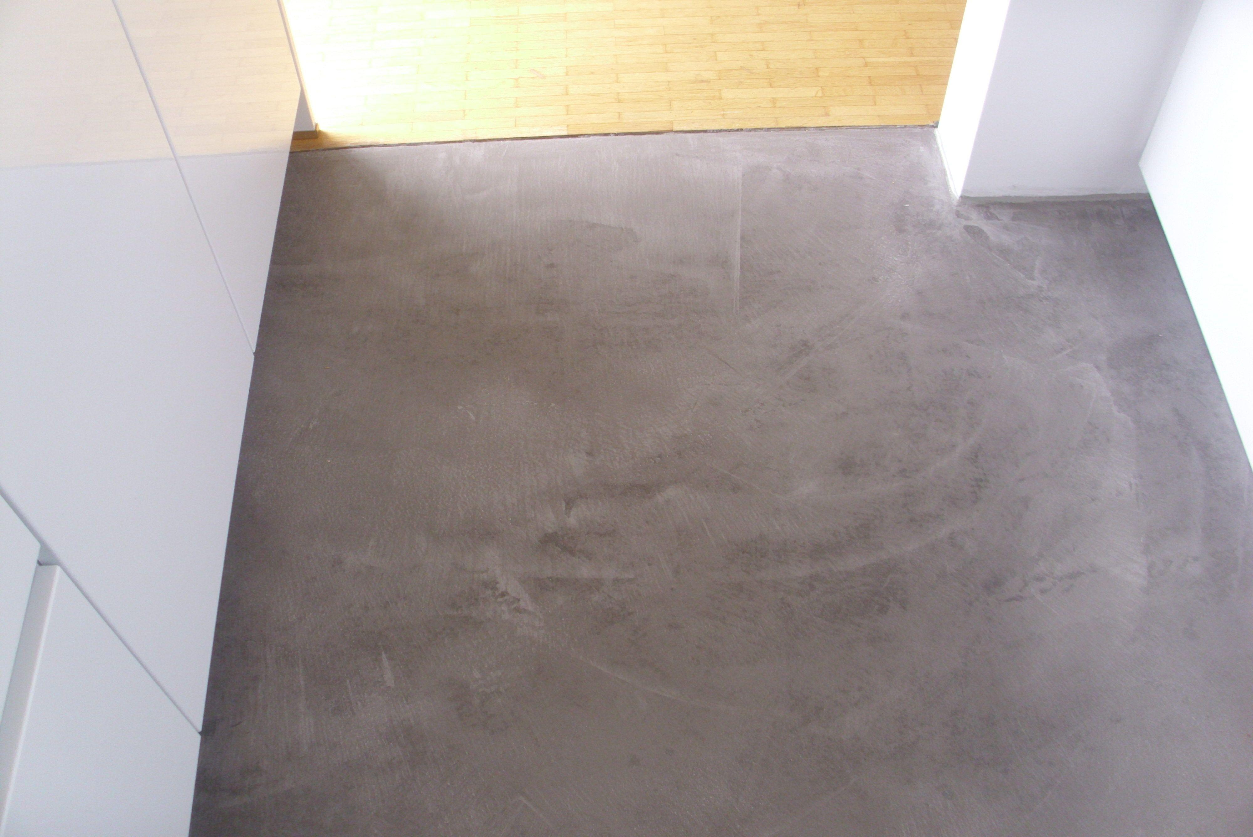 Betonlook Küchenboden | Kitchen | Pinterest | Küche, Boden und ...
