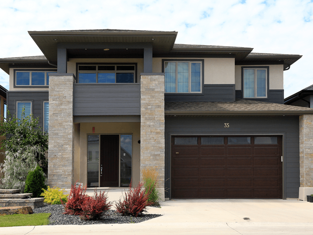 Tips on mixing and matching colors for your home exterior - Tips on painting exterior of house ...