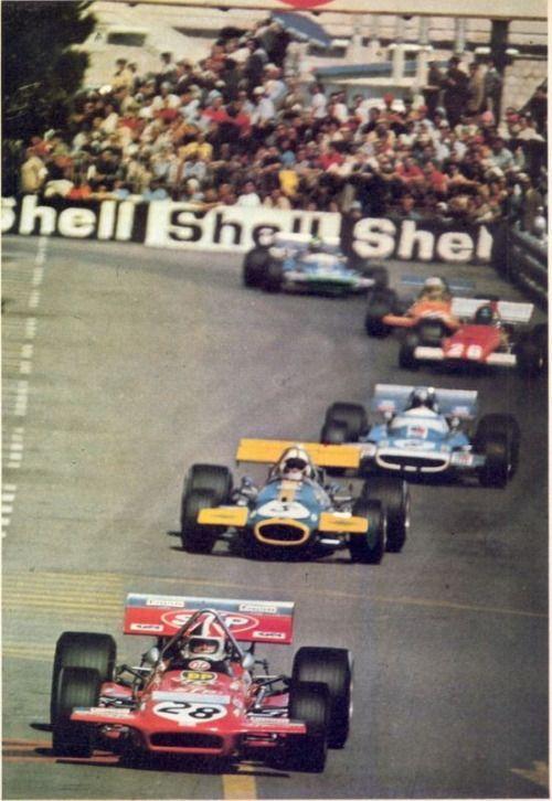 Monaco Grand Prix 1970