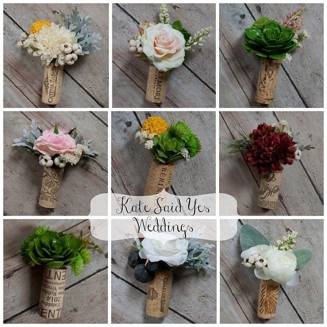 Cork Boutonniere: Pin On THE PERFECT PALETTE PRO COLLECTIVE