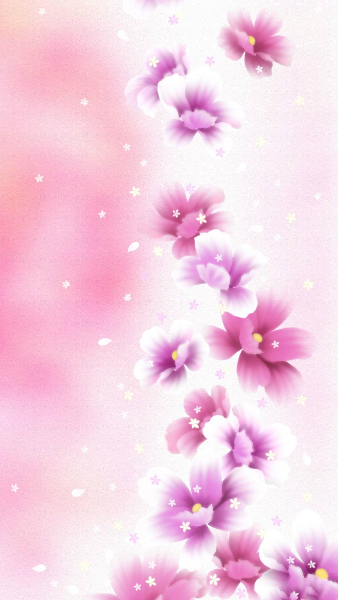 Dreamy Pink Flower Bouquet Iphone 6 Wallpaper Ilikewallpaper Com Aa7c07ab3a9de4cb910e204e4f2aa501 Raw