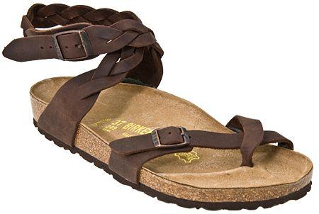 6c3a303d4b3 Birkenstock Yara Woven Sandals - Habana