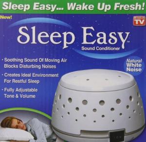 White Noise Machine to help fibro patients sleep. White