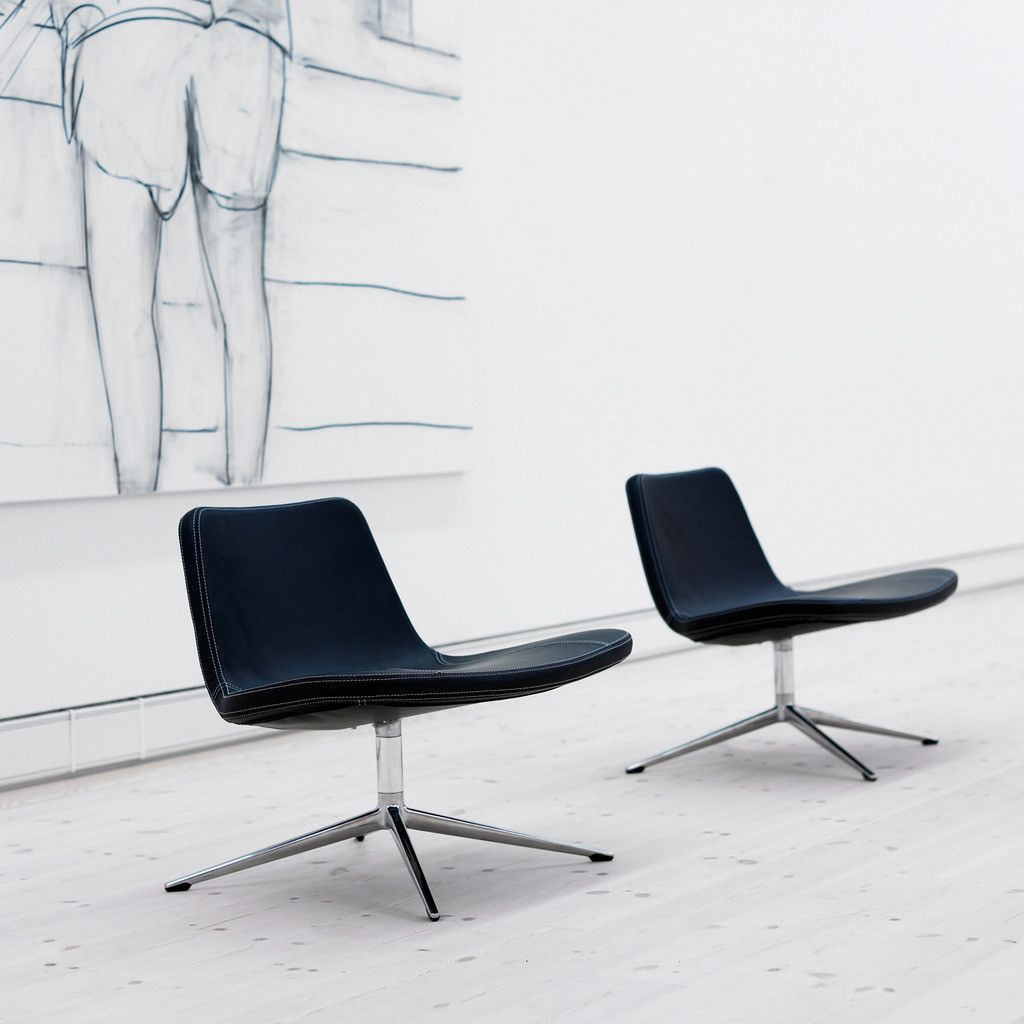 ray lounge chair by jakob wagner for hay lounge chairs. Black Bedroom Furniture Sets. Home Design Ideas