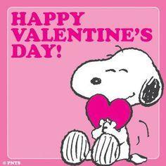 Schön Friends, Happy Valentine S, Valentines Day, Holidays, Snoopy Valentine,  Peanuts Gang