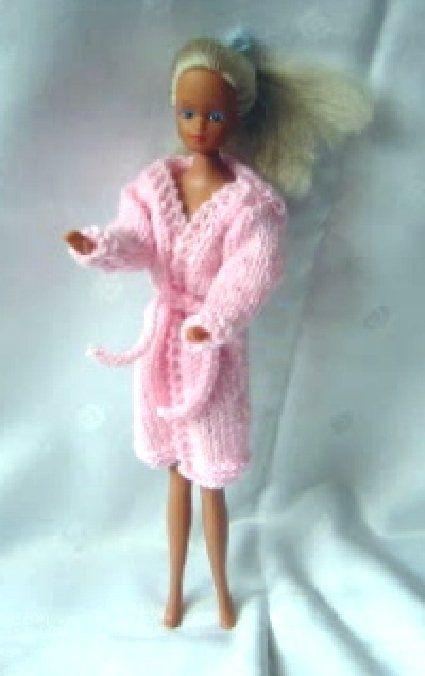 Barbie Kleid Stricken Google Suche Barbiemode Pinterest