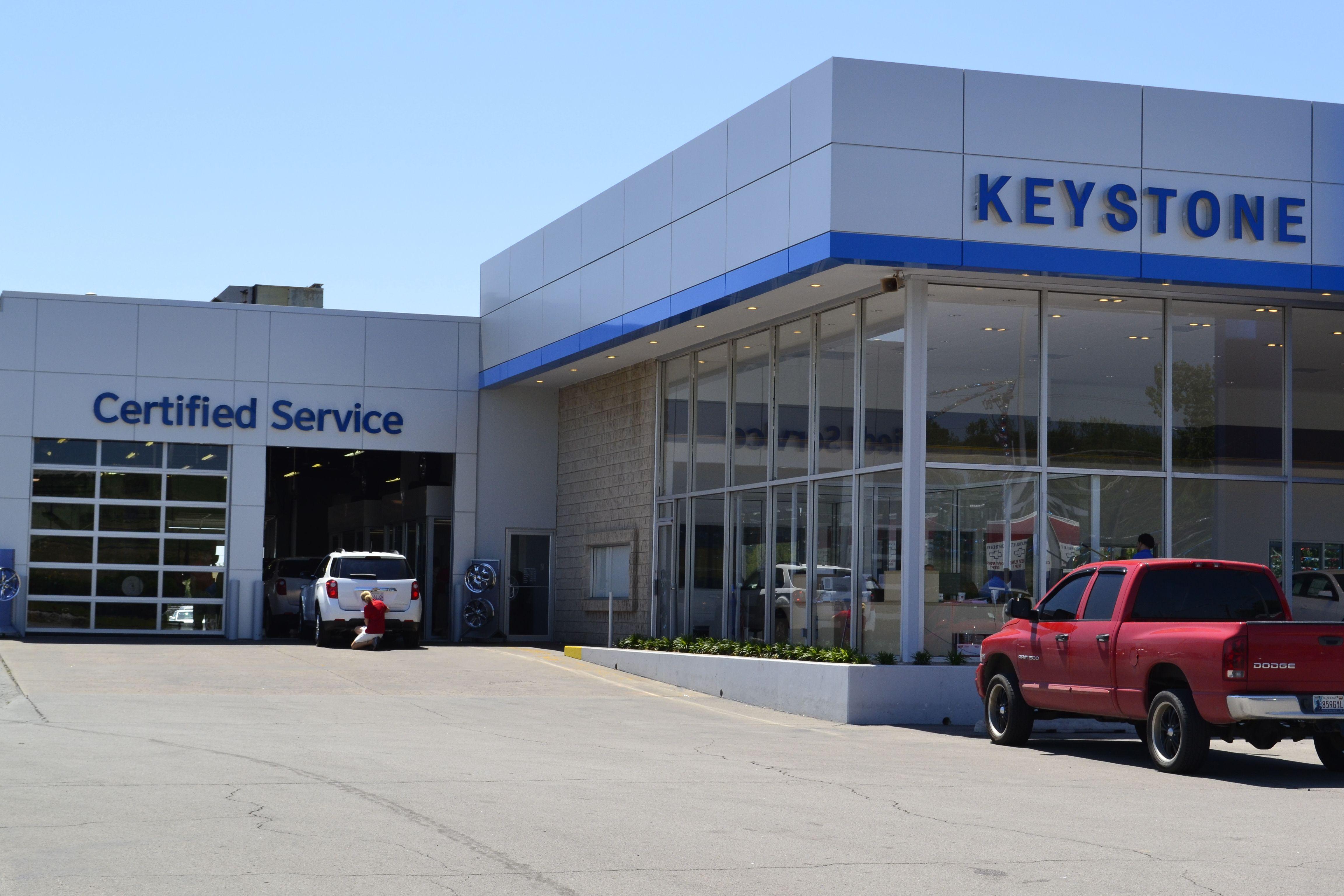 Sand Springs Oklahoma · Chevrolet · Keystone Chevrolet