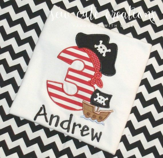 Pirate Birthday Shirt//Pirate Shirt//Pirate Birthday Outfit//Pirate Party//Girl Pirate Birthday Shirt//Girl Pirate Shirt//Cute Pirate Birthday Shirt